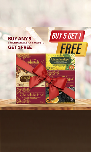 BUY ANY 5 GET 1 FREE