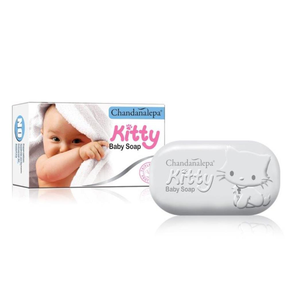 Chandanalepa Kitty Baby Soap
