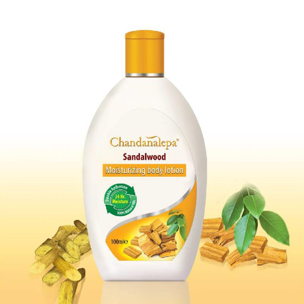 Sandalwood Moisturizing body lotion