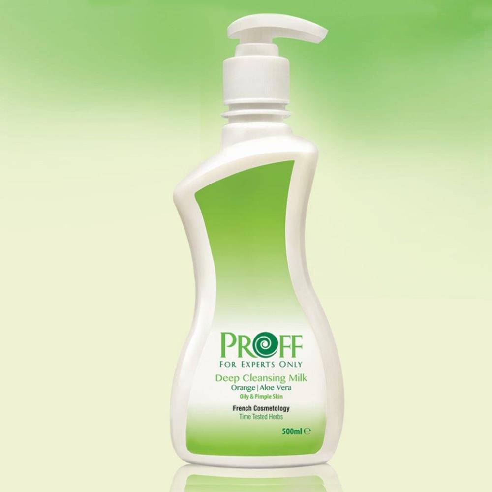 Deep Cleansing Milk - Oily & Pimple Skin