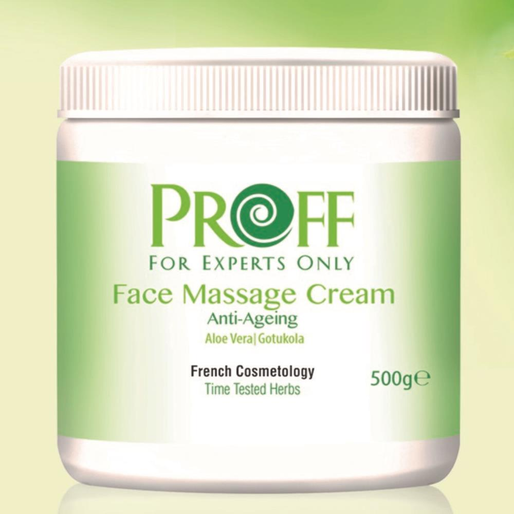 Face Massage Cream - Anti Aging