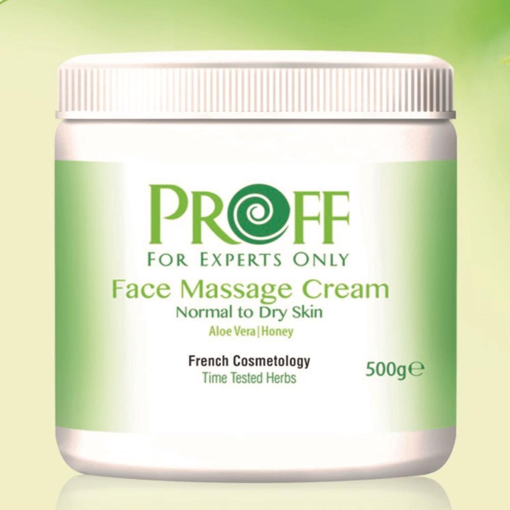 Face Massage Cream-Normal to Dry Skin