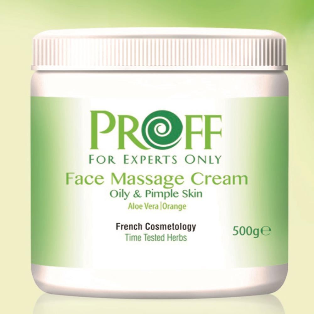 Face Massage Cream Oily & Pimple Skin