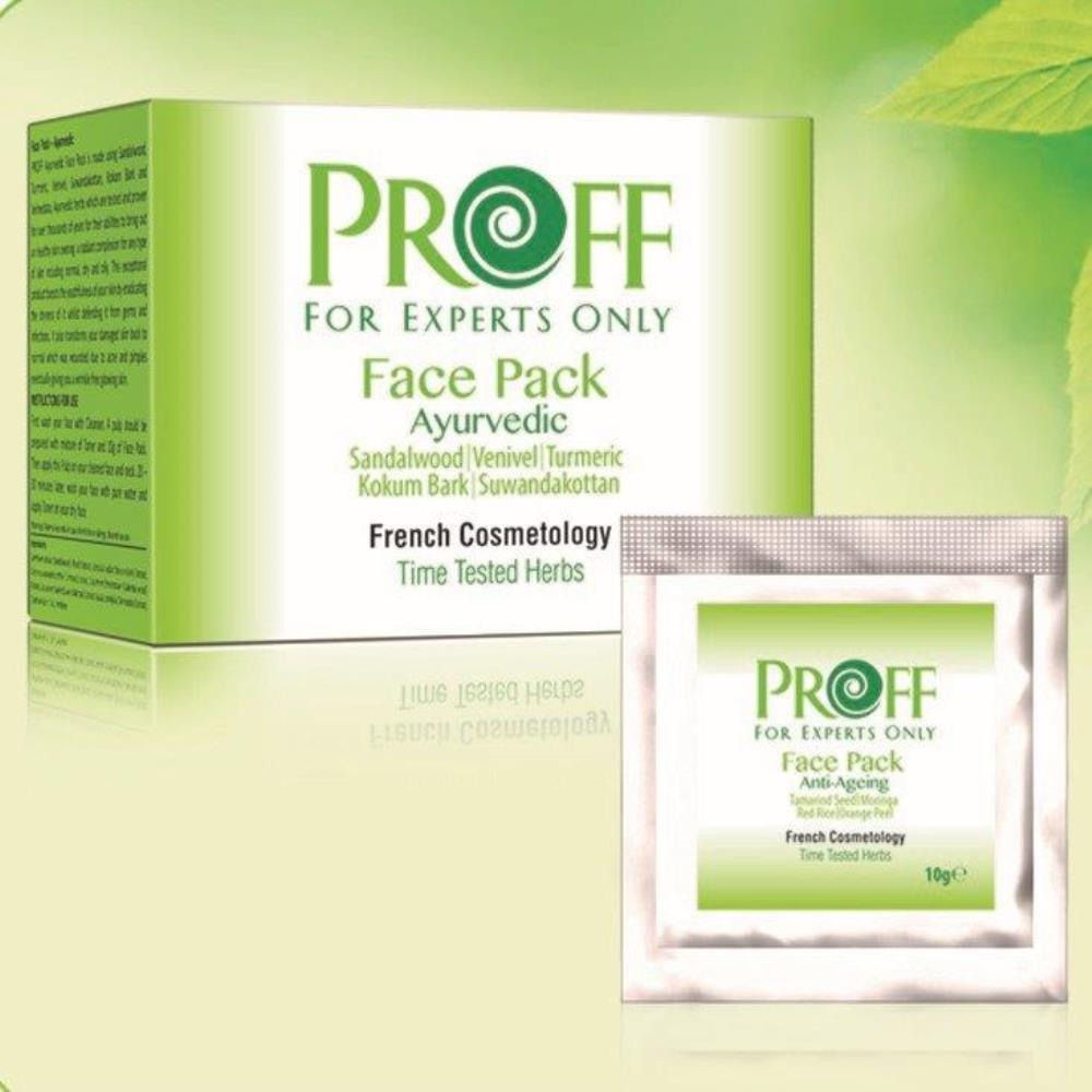 Face Pack - Ayurvedic