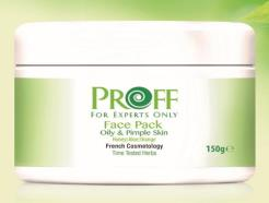 Face Pack - Oily & Pimple Skin