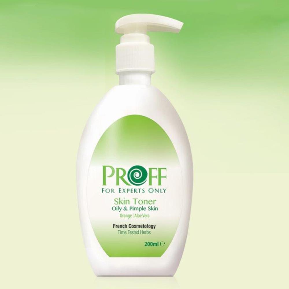 Skin Toner - Oily & Pimple Skin