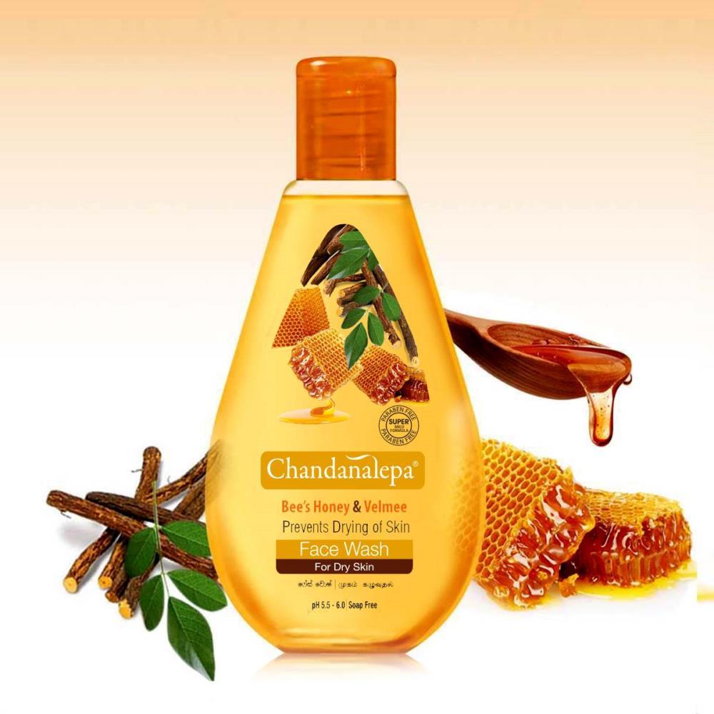 Bee's Honey & Valmee Face Wash