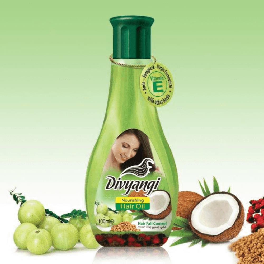 Divyangi Nourishing Hair Oil