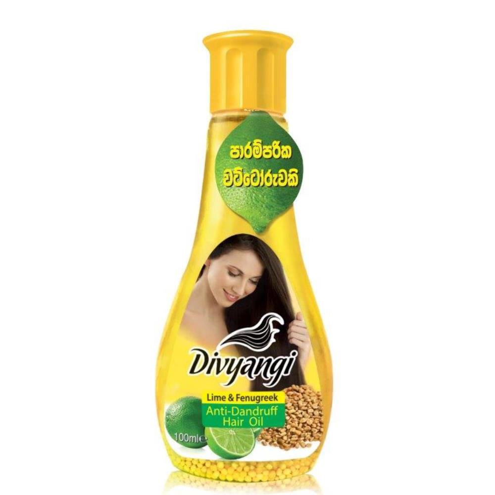 Divyangi Anti-Dandruff Hair Oil
