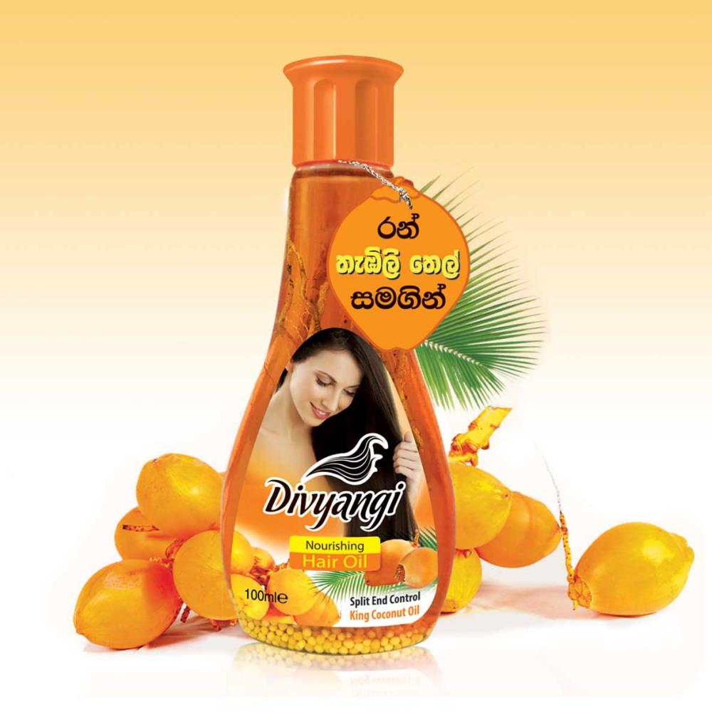 Divyangi Nourishing King Coconut Oil