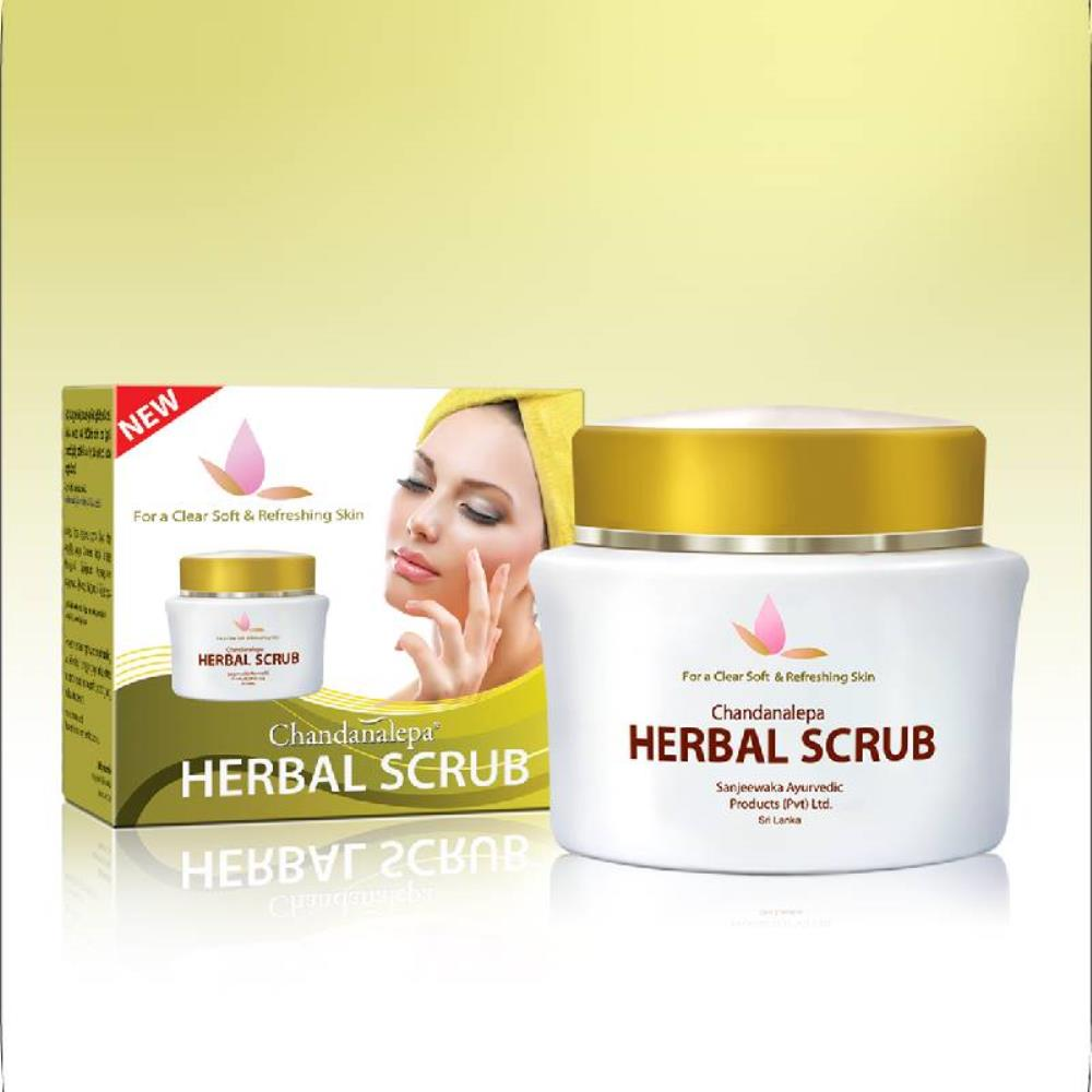 Herbal Scrub