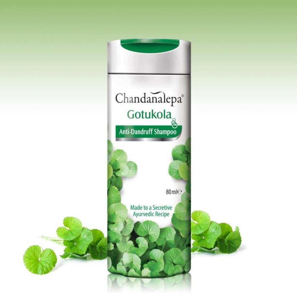Gotukola Anti-Dandruff Shampoo