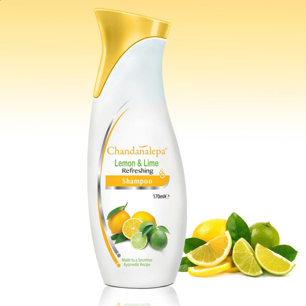 Lemon And Lime Refreshing Shampoo