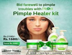 Pimple Healer Kit